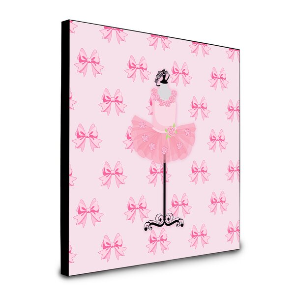 Harriet Bee Andare Ballerina Recital Attire Artwork Wall Panel Wayfair