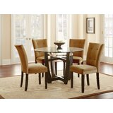 Maynor Tufted Upholstered Side Chair (Set of 2) by Winston Porter