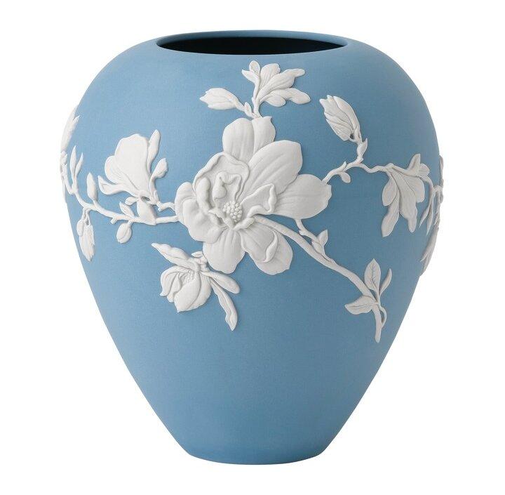 Wedgwood Magnolia Blossom Table Vase Wayfair