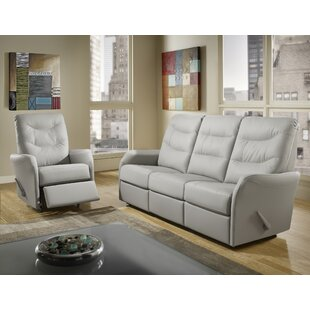 Purchase Avery Reclining Configurable Living Room Set by Relaxon Reviews (2019) & Buyer's Guide