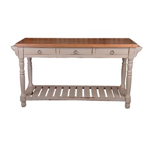 Vonda Kitchen Island Sideboard by August Grove