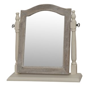 Shorehaven Arched Dresser Mirror By Beachcrest Home