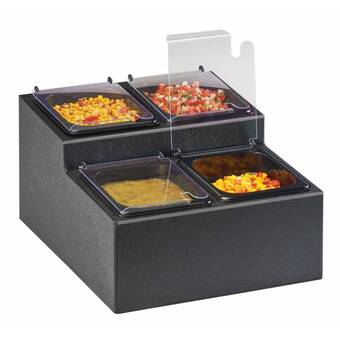 Carlisle Food Service Products Cateraide Soup And Chilli Server Wayfair