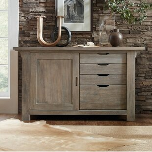 Urban Farmhouse Credenza Hooker Furniture