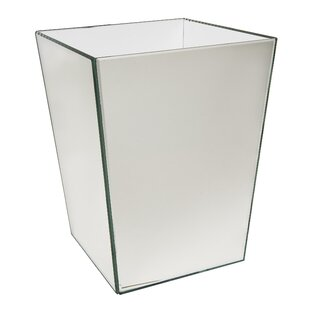 Wildon Home ® Crystal Waste Basket