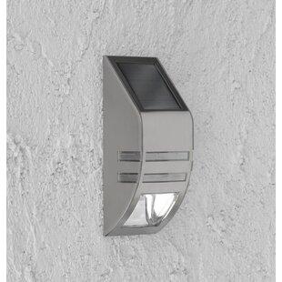 Obregon 1-Light Outdoor Flush Mount Image