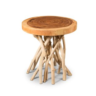 Price comparison Anissa Wilcox End Table by Union Rustic