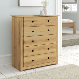 5 Drawer Chest By Brambly Cottage