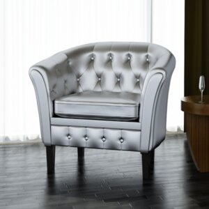 Chesterfield-Sessel von Home Etc