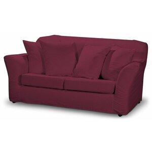 2-Sitzer Einzelsofa-Bezug Panama von Dekoria