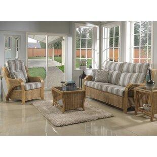 Kara 2 Piece Conservatory Sofa Set By Beachcrest Home