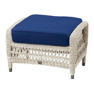 Wildon Home ® Ottoman with Cushion
