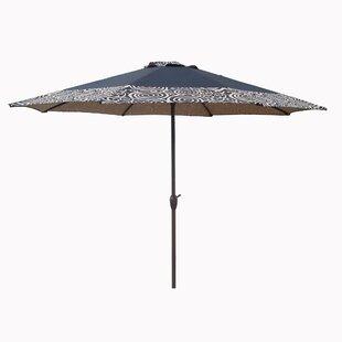 LB International 9' Market Umbrella