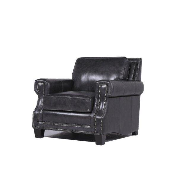 sc 1 st  Wayfair & Trent Austin Design Riley Leather Club Chair | Wayfair