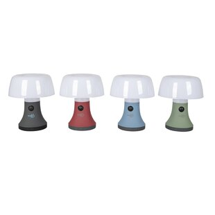 6.49'' Battery Powered Integrated LED Outdoor Table Lamp By Bo-Camp