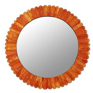 World Menagerie Zhora Sunset In Moradabad Accent Mirror