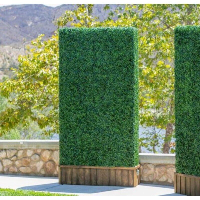 gracie oaks 3 5 ft h x 3 5 ft w scroggins privacy screen wayfair Backyard Privacy Screens w scroggins privacy screen wayfair