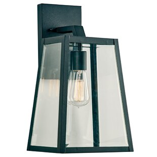 Gracie Oaks Pateros LED Outdoor Sconce