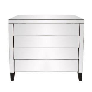 Adelyn 4 Drawer Dresser by Rosdorf Park