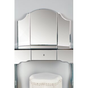 Great choice Charles Unfinished Bathroom/Vanity Mirror By Rosdorf Park