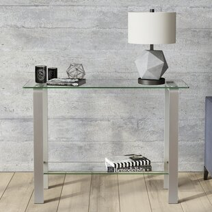 Hollingsworth Console Table By Orren Ellis