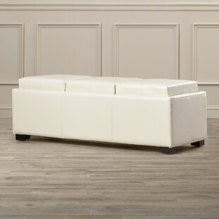 Dogwood Storage Ottoman by Alcott Hill