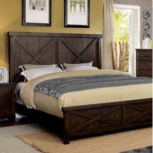 Ashly Panel Bed by Gracie Oaks