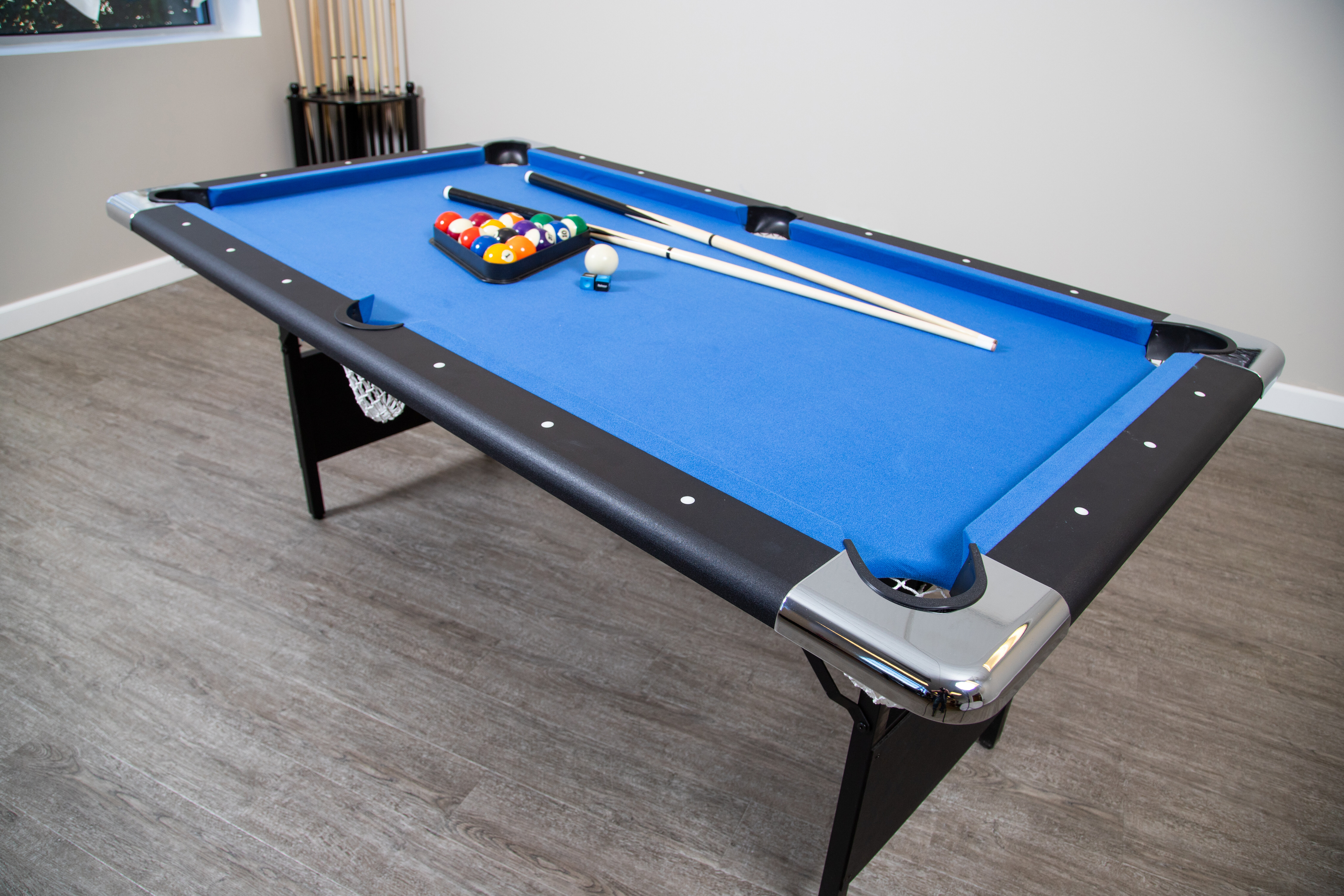 Hathaway Games Fairmont 6.3' Pool Table & Reviews