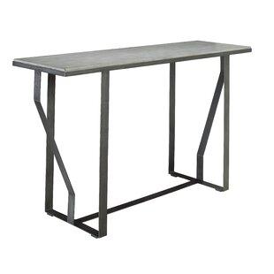 Brayden Studio Clian Architectural Console Table