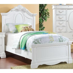Price comparison Deloris Panel Bed by Harriet Bee Reviews (2019) & Buyer's Guide