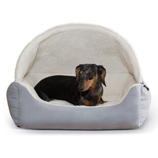 Hooded Dog Lounge Sleeper