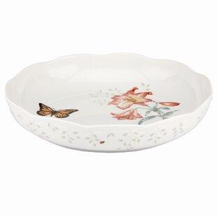 Butterfly Meadow Serving Bowl