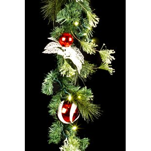 candy garland by queens of christmas - Garland For Christmas Tree