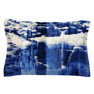 Nina May 'Blue Extract' Digital Sham