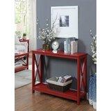 Dark Cherry Sofa Table | Wayfair