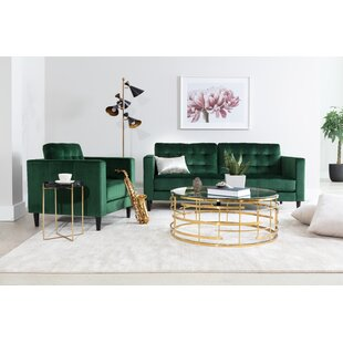 Best Price Cifuentes Configurable Living Room Set by Mercer41 Reviews (2019) & Buyer's Guide