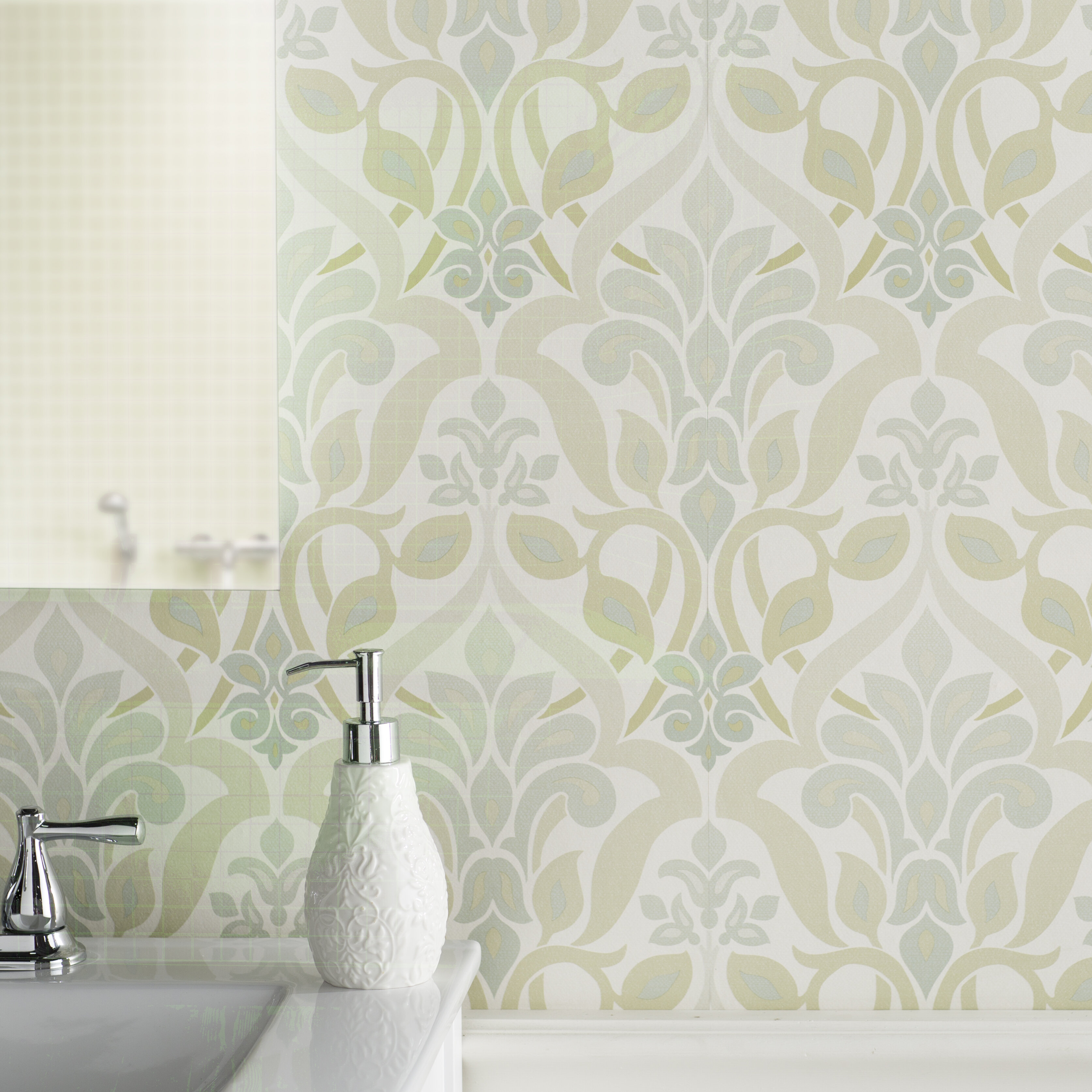 """Brewster Home Fashions Simple Space II 33' x 20.5"""" Fusion Ombre Wallpaper Roll & Reviews 
