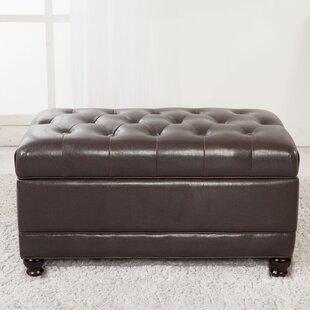 Castillian Upholstered Storage Bench by N..