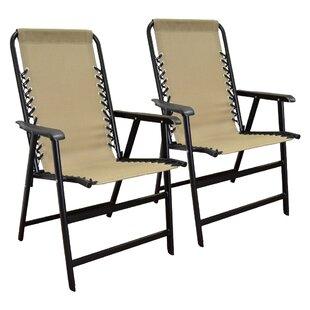 Resin Folding Chair (Set of 2) by Caravan Canopy