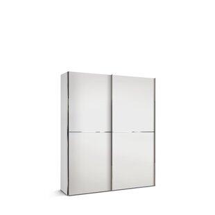 Phineus 2 Door Sliding Wardrobe By Ebern Designs