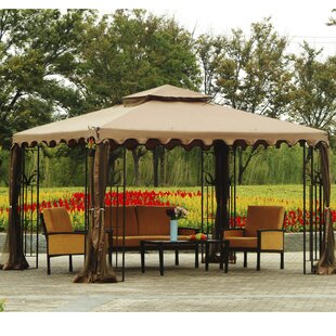 Replacement Canopy for 10' W x 12' D Gazebo by Sunjoy