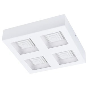 Oviedo 4-Light LED Flush Mount