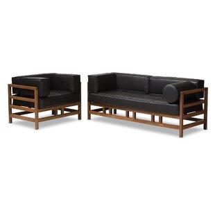 Feltner 2 Piece Living Room Set
