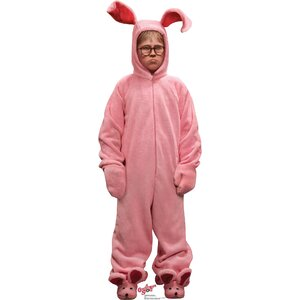 Deranged Easter Bunny - A Christmas Story Cardboard Standup
