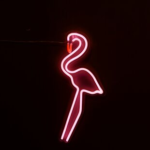 LED Neon Sign by Wrought Studio
