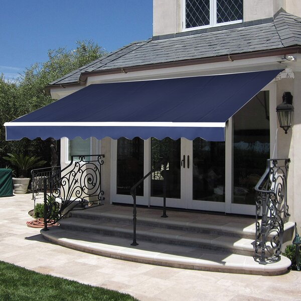 12 X 12 Retractable Awning Wayfair
