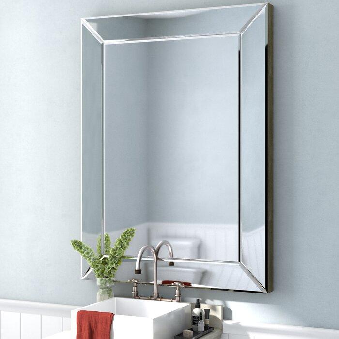 Barrand Beveled Wall Mirror