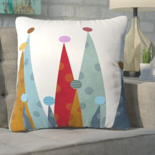 Grimsby Peaks Throw Pillow
