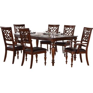 Leith 7 Piece Dining Set DarHome Co