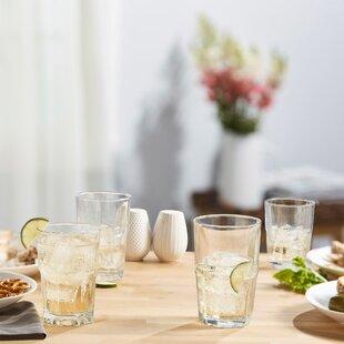 Libbey Stonehenge 30-piece Glass Assorted Glassware Set